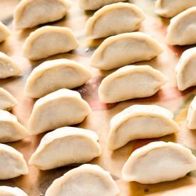 Chinesische Dumplings