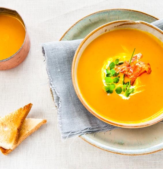 Kürbis-Kokos-Suppe (1 von 1)