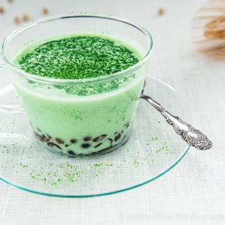 Chinesischer Bubble-Tee