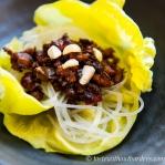 Hähnchen-Wrap auf Salatblatt (1 von 1)