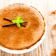Mousse au Chocolate Minz Tarte