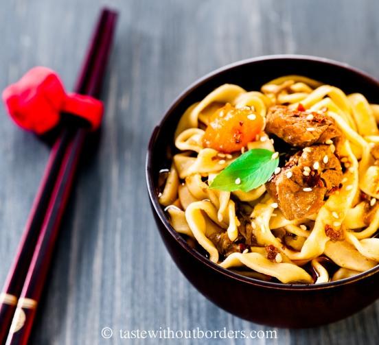 Sichuan Beef Nudeln_3