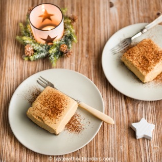 Speculoos-Mousse-Tortchen